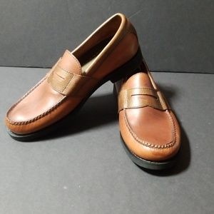 Rockport DMX Penny Loafers Leather Casual